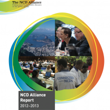 NCD Alliance Annual Report 2012 - 2013