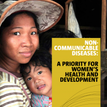 Noncommunicable Diseases: A Priority For Women's Health And Development