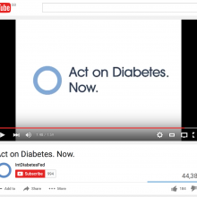 Act on Diabetes Now