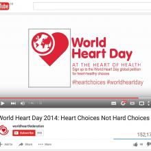 World Heart Day 2014: Heart Choices Not Hard Choices