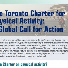 The Toronto Charter for Physical Activity
