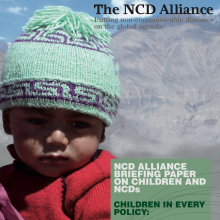 Briefing Paper on Children and NCDs