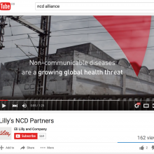 Lilly's NCD Partners