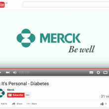 Merck: It's personal - Diabetes