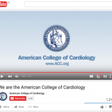 About the American College of Cardiology