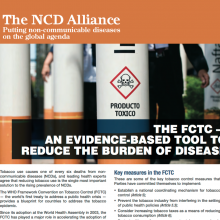 The FCTC - an evidence-based tool to reduce the burden of disease