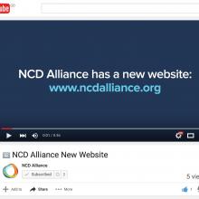 New NCD Alliance Website