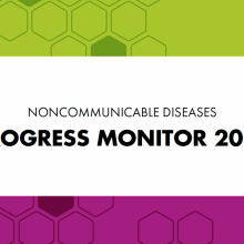 WHO NCDs Progress Monitor 2017