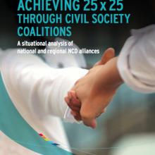 Achieving 25 x 25 Through Civil Society Coalitions