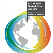 NCD Alliance Strategic Plan 2012-2015