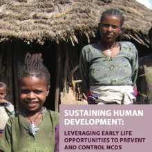 Sustaining Human Development: Leveraging Early Life Opportunities to Prevent and Control NCDs