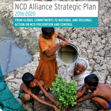 NCD Alliance Strategic Plan 2016-2020