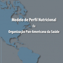 Pan American Health Organization Nutrient Profile Model (PORTUGUESE)
