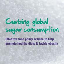 Curbing global sugar consumption