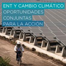 ENT y cambio climático: Oportunidades conjuntas para la acción
