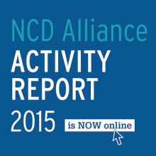 NCDA Activity Report 2015