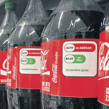 Processed food and soft drink labelling system in Ecuador - Letter to President Rafael Correa