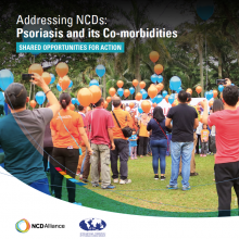 Addressing NCDs: Psoriasis and its Co-morbidities