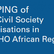 Mapping of   NCD Civil Society Organisations in   the WHO African Region