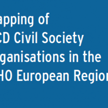 Mapping of NCD Civil Society Organisations in the WHO European Region