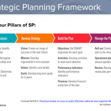 NCDA Advocacy Institute webinar: Strategic Planning for Alliances, 30 April 2019