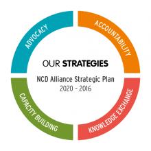 NCD Alliance Strategic Plan 2016-2020 at a Glance