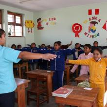 Peru: Physical activity at primary school
