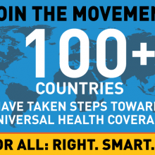 Economists from endorse Universal Health Coverage