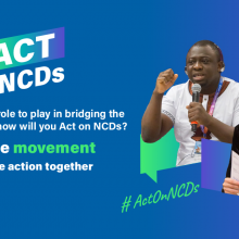 2021 Global Week for Action on NCDs