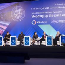 Third Global NCD Alliance Forum to be held in Sharjah (UAE) on 9th–11th February 2020