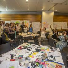 Global consultation with people living with NCDs launched today