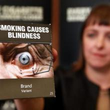Australia Passes Historic Legislation on Cigarette Packaging