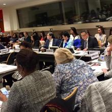 CSW63: call to ensure a gender lens on universal health coverage packages