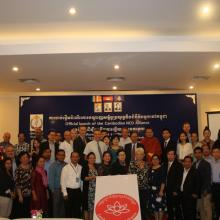 Tackling NCDs in Cambodia: New NCD Alliance launched in the country