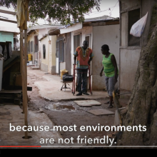New Our Views, Our Voices mini-films from Ghana and India launched