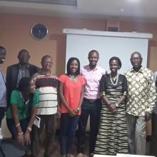 Launch of the Rwanda Non Communicable Disease Alliance