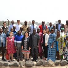 Workshop in Francophone Africa, June 2019