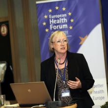 Director of NCDA focuses on NCDs at The European Health Forum
