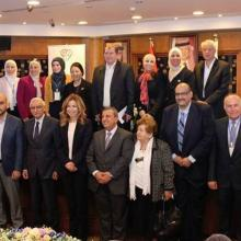Launch of the Jordan Noncommunicable Disease Alliance
