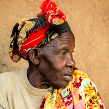 Women in Kenya village. Image from Canva stock.png