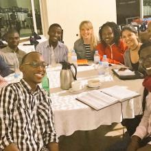 Strengthening NCD coalitions in East Africa