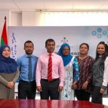Maldives NCD Alliance takes aim at HLM advocacy opportunities