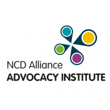 NCDA Advocacy Institute Webinar - Meaningful involvement of PLWNCDs, 8 October 2020