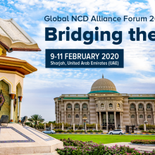 Preliminary Programme released as Global NCD Alliance Forum 2020 approaches