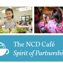 UHC on the NCD Café menu at AMREF Africa Health Agenda 2019