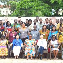 Ghana NCD Alliance awarded for its outstanding advocacy and multisectoral work on NCDs