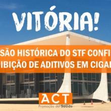 Civil society celebrates win in long-running Brazilian tobacco control case