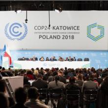 Profit trumps people at UN climate meeting