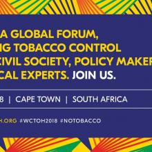 World conference to discuss social justice and tobacco