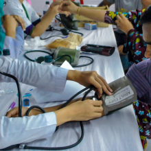 Global health spending grows but more money needed for primary care - WHO